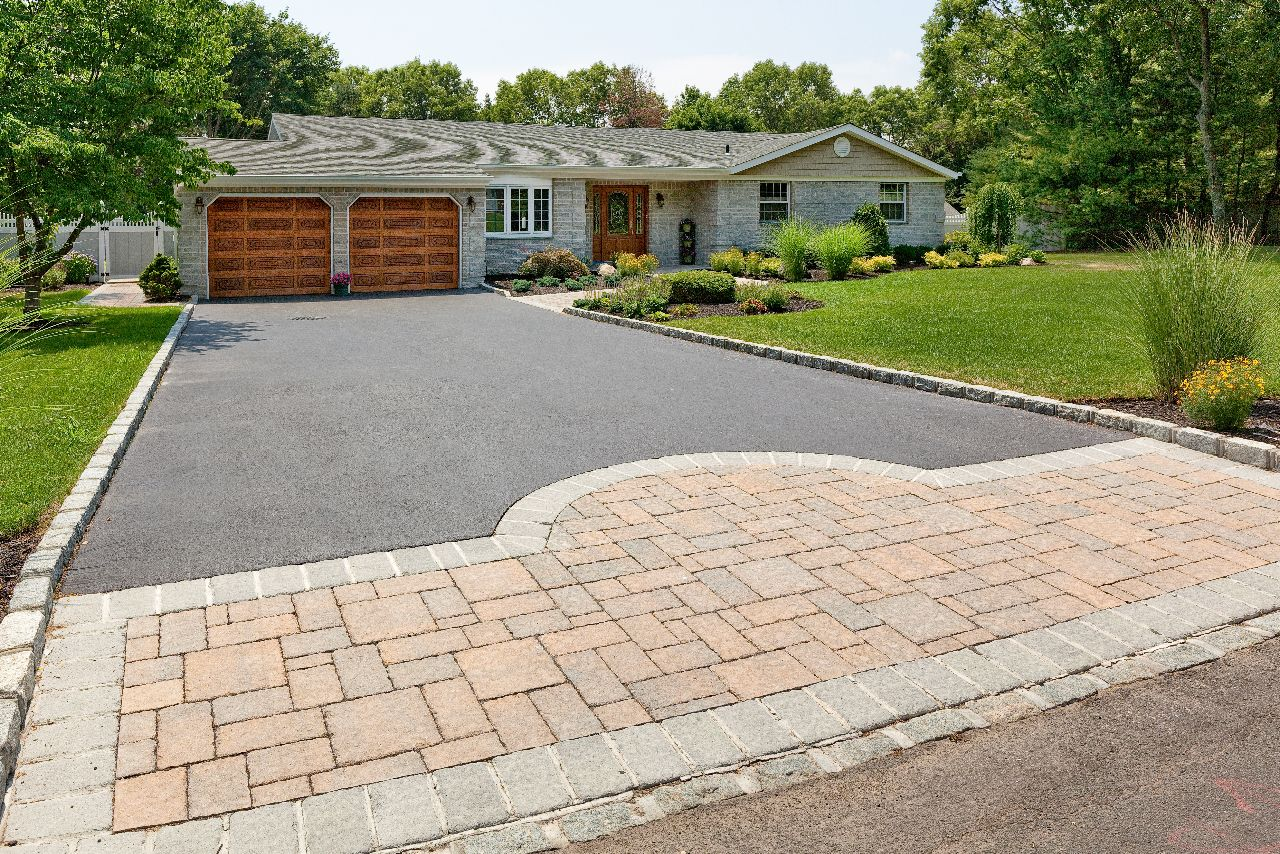 Artistic Home Driveway Ideas Of Gravel