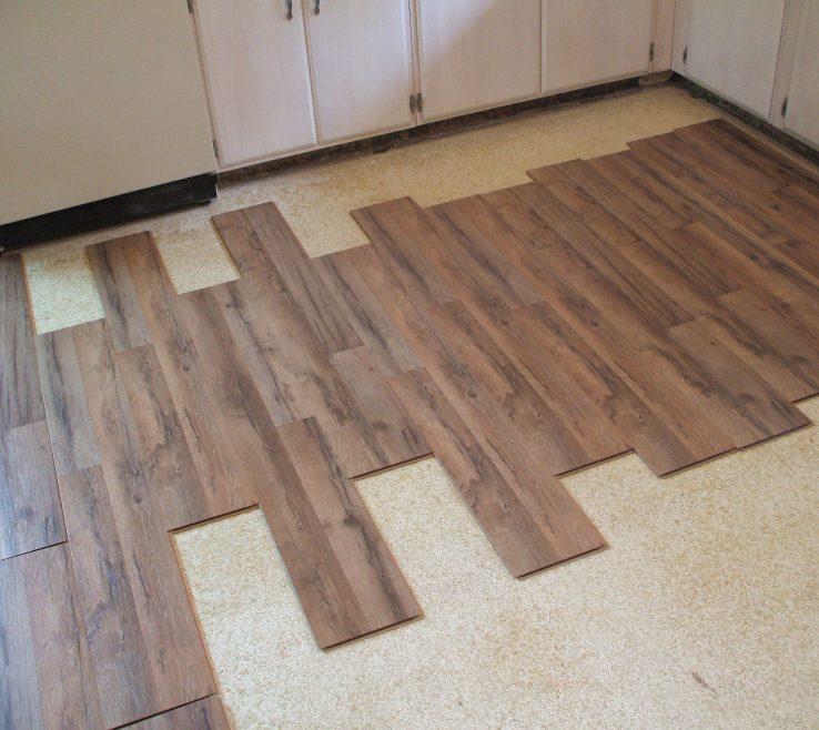 Artistic Ideas For Laminate Flooring