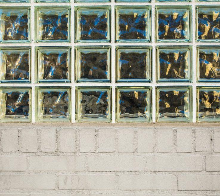 Artistic Modern Glass Block Windows