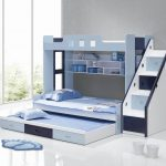 Artistic Painting Kids Furniture Ideas Of Bunk Beds For Awesome Air Bed