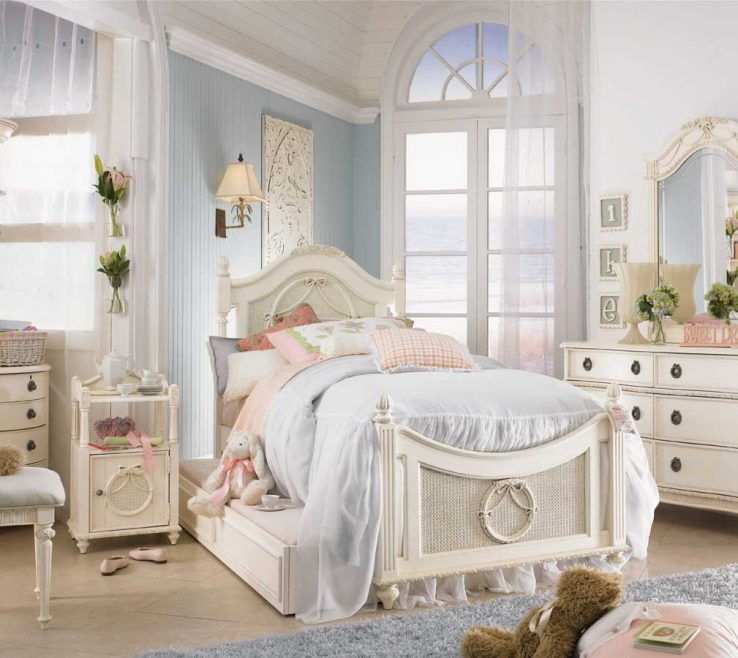 Artistic Shabby Chic Interior Design Of Decorating Ideas Image