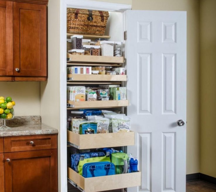 Artistic Walk In Of Closet Storage Drawers Baskets Pantry Hanging Pantry