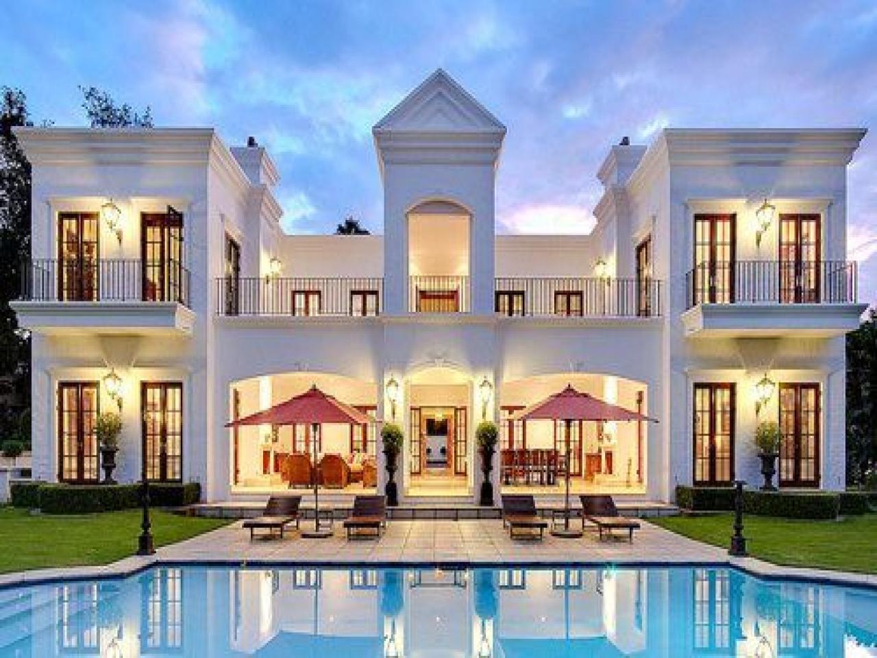 Astonishing Big Beautiful Homes Of Pattern Pretty Es Acnn Decor
