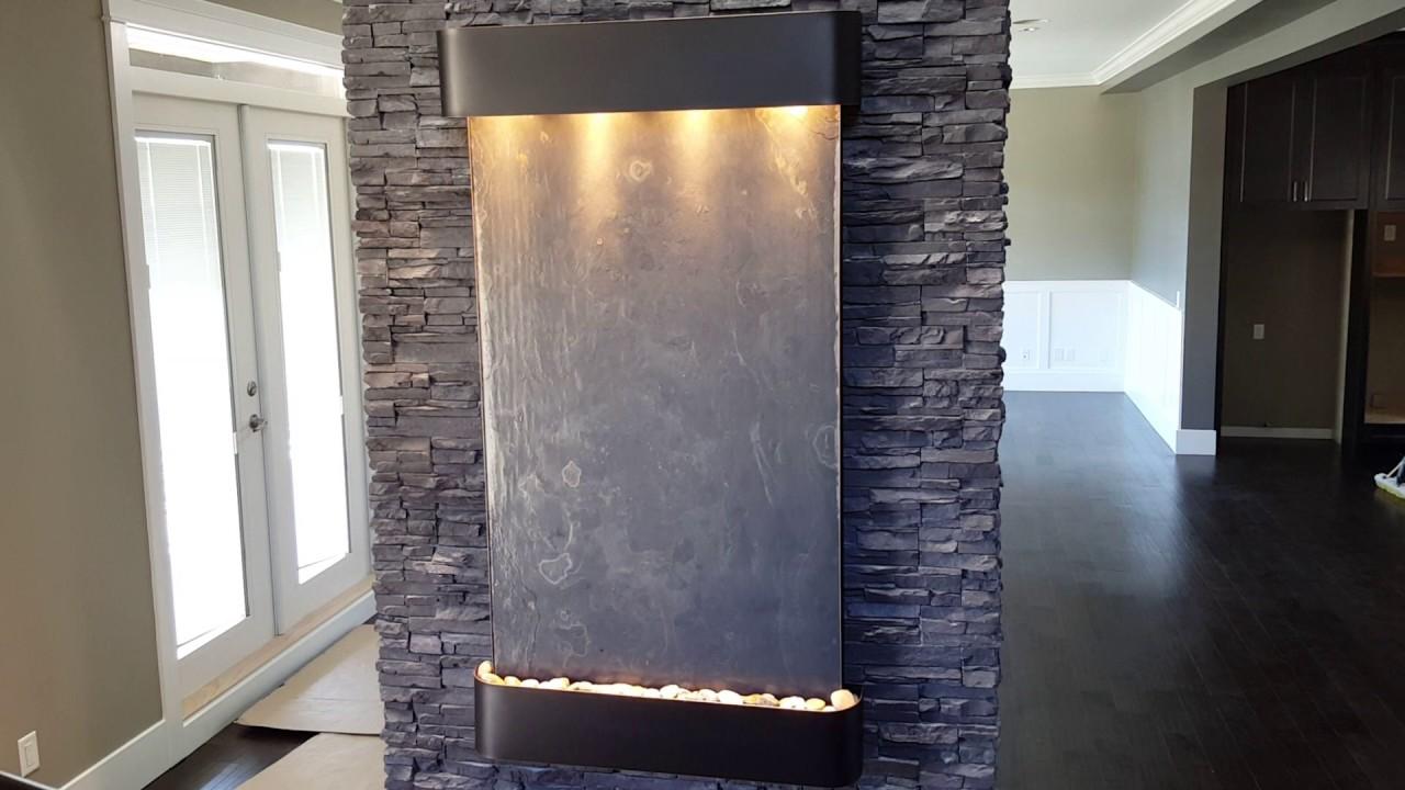 Indoor Waterfall Design Acnn Decor