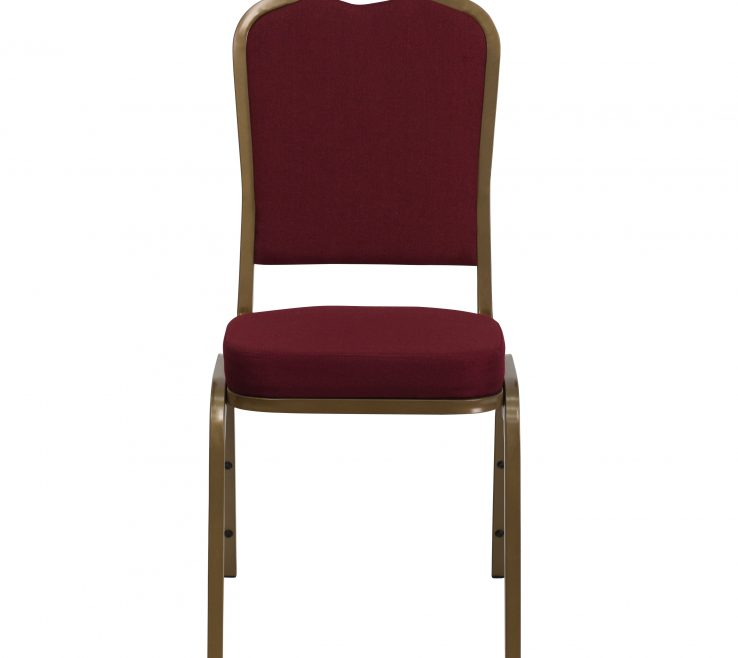 Astonishing Purple Ghost Chair Of Burgundy Fabric Banquet Fd C Allgold Gg Bestchiavarichairsreview