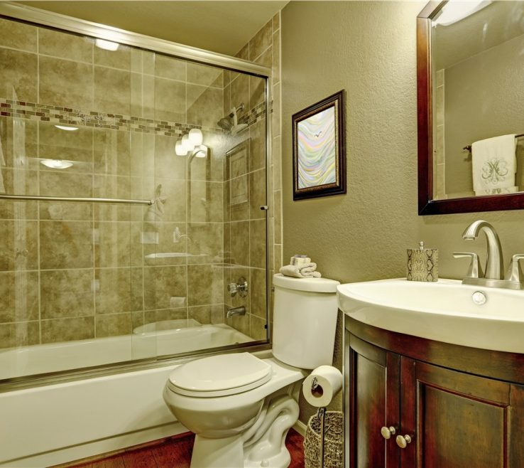 Astounding Images Of Remodeled Small Bathrooms Of One Day Bath Interior Remodeling