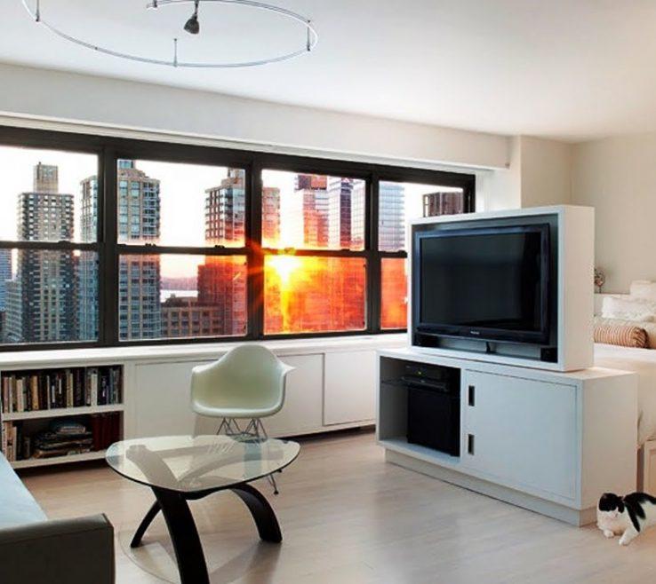 Astounding Studio Apartment Ideas For Couples