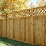 Attractive Beautiful Wood Fences Of Need Ideas For A Fence Check Out