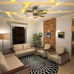 Awesome Interior Design Walls And Ceiling Of False Ideas