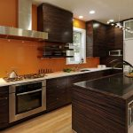 Awesome Orange Kitchen S Of Our Are Already Close To That Shade