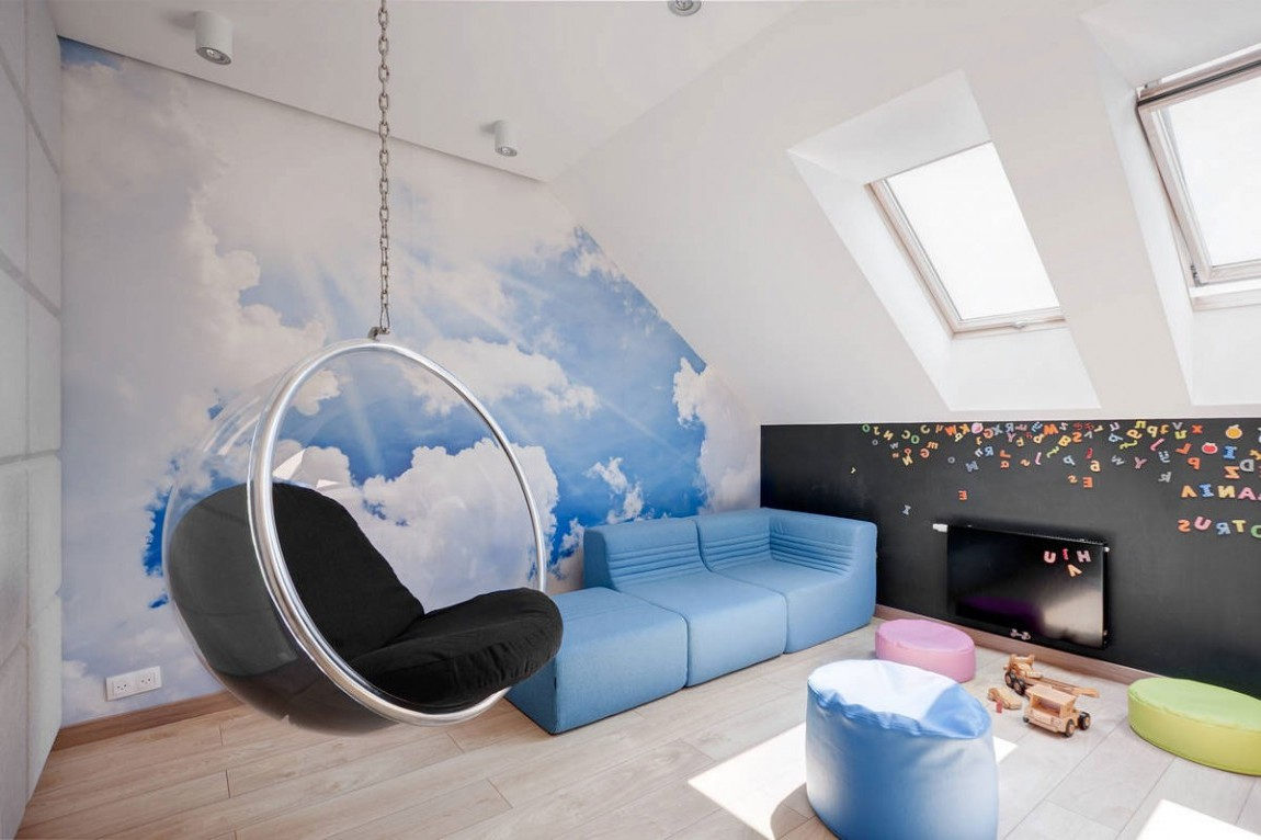 Awesome Swing In Room Of Image Cozy Bedroom Acnn Decor