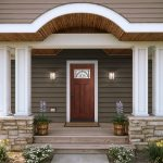 Beautiful Front Door Of A Es You Home In Style