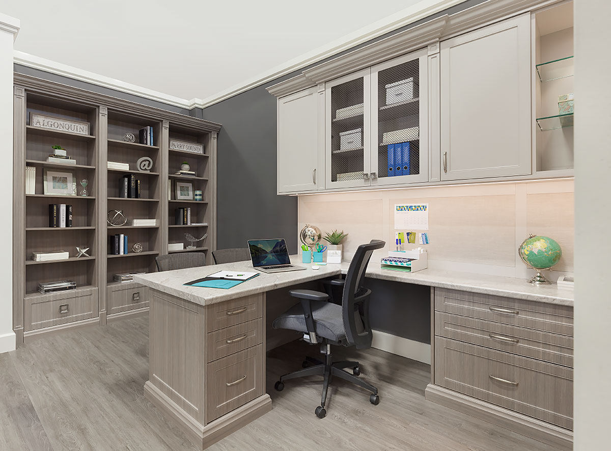 Home Office Built Ins Of Ideas