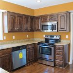 Beautiful Kitchens Painted Orange Of Is A Hot Color Right Now This