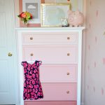 Beautiful Painting Kids Furniture Ideas Of Ombre Dresser