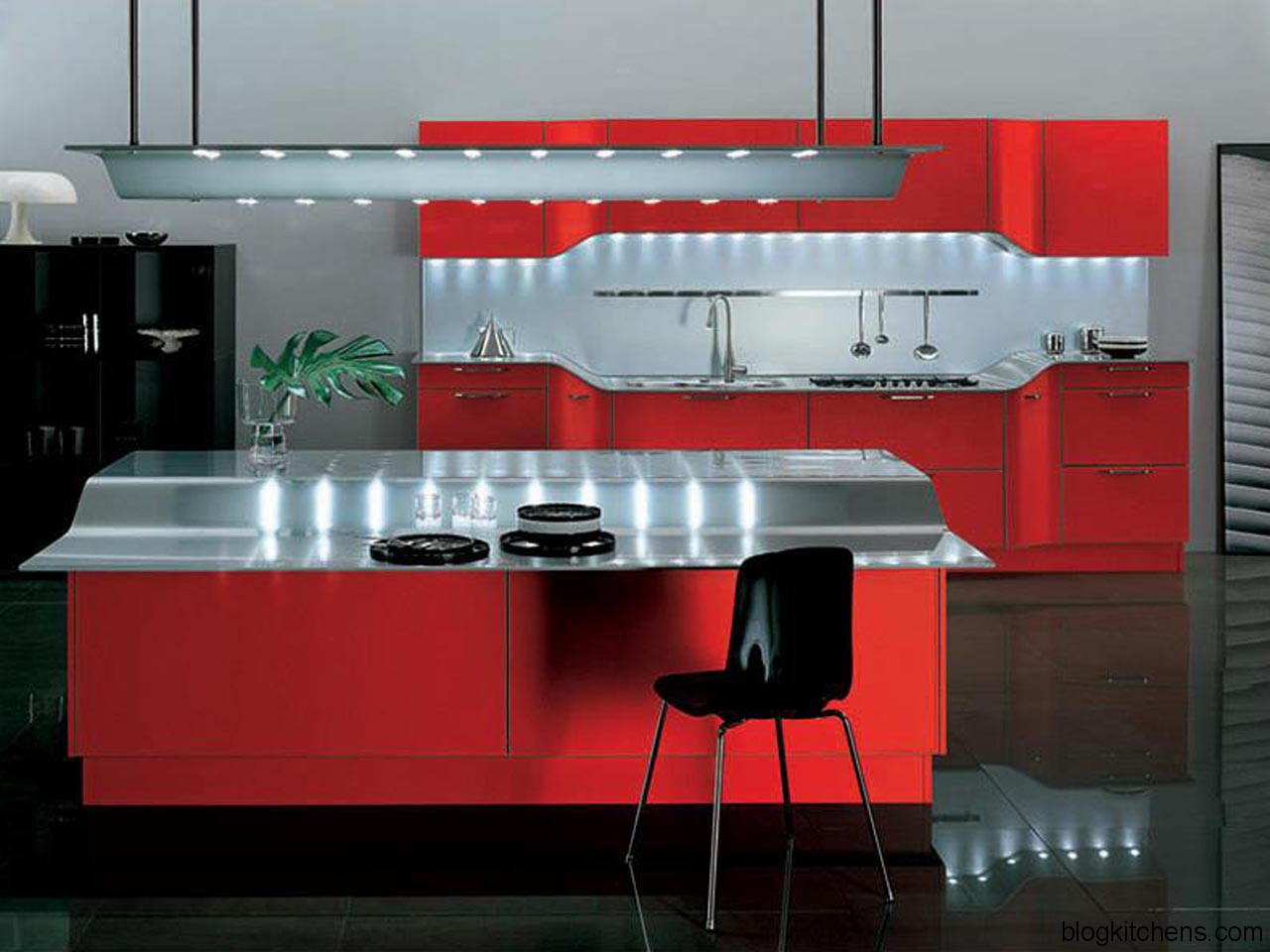 Black And Red Kitchen Design Of Wall Ideas White Decor Teal Acnn