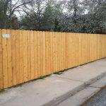 Charming Beautiful Wood Fences Of Fence Color Ideas Fence Unique Building A
