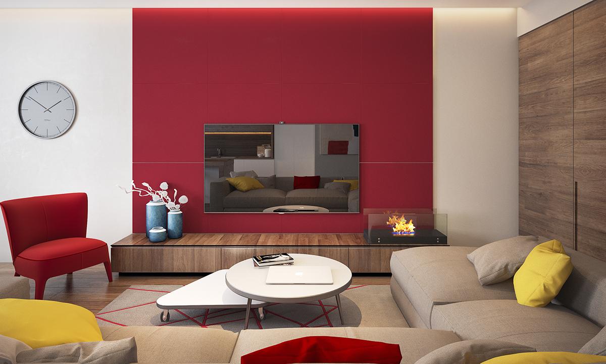 Photo Salon Feng Shui feng shui colors for living room - acnn decor