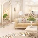 Charming Inlay Flooring Designs Of Friendly Prices Professional Deluxe Villa Interior Waterjet
