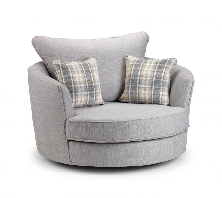 Charming Round Modern Sofa Of New Chair Image