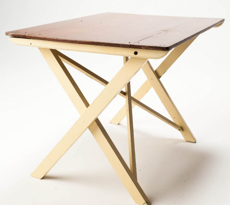 Charming Table Collapsible Of Tb Hinge