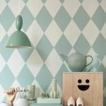 Cool Interior Paint Techniques For Walls Of Harlequin Wall