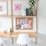 Cool Kids Desk Area Of A With Storage And Room For Crafting
