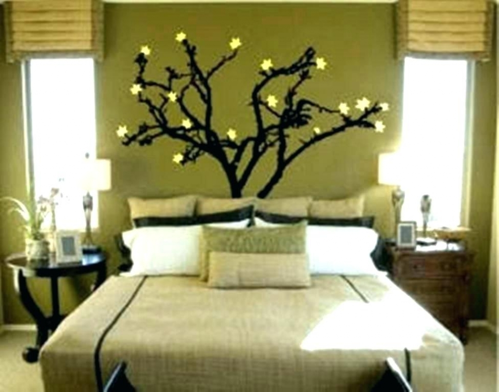 Creative Bedroom Paint Ideas Of Cool Designs Fancy Wall Painting Acnn Decor