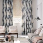Elegant Curtains With Matching Roman Blinds Of Full Size Of Curtainday Night Shades Double