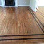 Elegant Inlay Flooring Designs Of Wood Floor Border Wc Floors