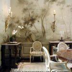 Elegant Mural Interior Design