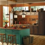 Elegant Orange And Brown Kitchen Decor Of Best Ideas About On Inspiration Blue