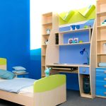 Elegant Painting Kids Furniture Ideas Of Blue And White Paint Color For Bedroom