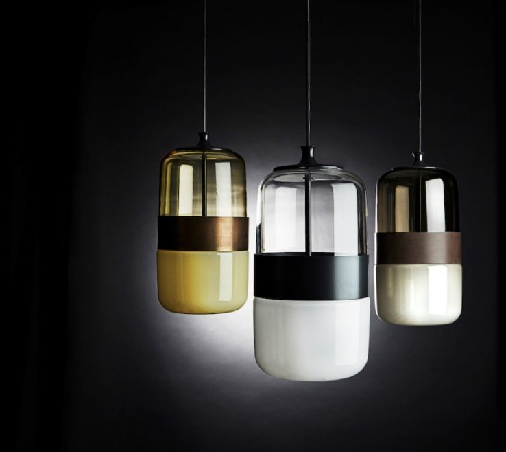 Enchanting Futuristic Light Fixtures Of Futura Lighting