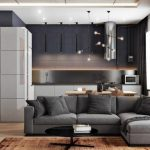 Enchanting Masculine Interior Decorating Of Nice Apartment Ideas For Men More