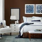 Enchanting Orange And Blue Decorating Ideas Of Bedroom Design Rh