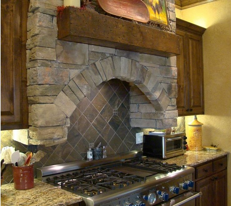 Enthralling Custom Kitchen Ideas Of This East Texas Features Beautiful Granite