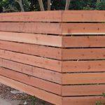 Entrancing Beautiful Wood Fences Of Fence Ideas