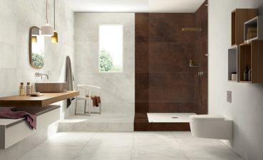 Entrancing Italian Ceramic Floor Tiles Of Mansion Wood Look Bathroom Tiles