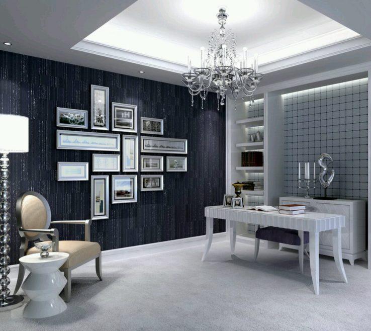 Entrancing Modern Homes Interior Of Contemporary Wall