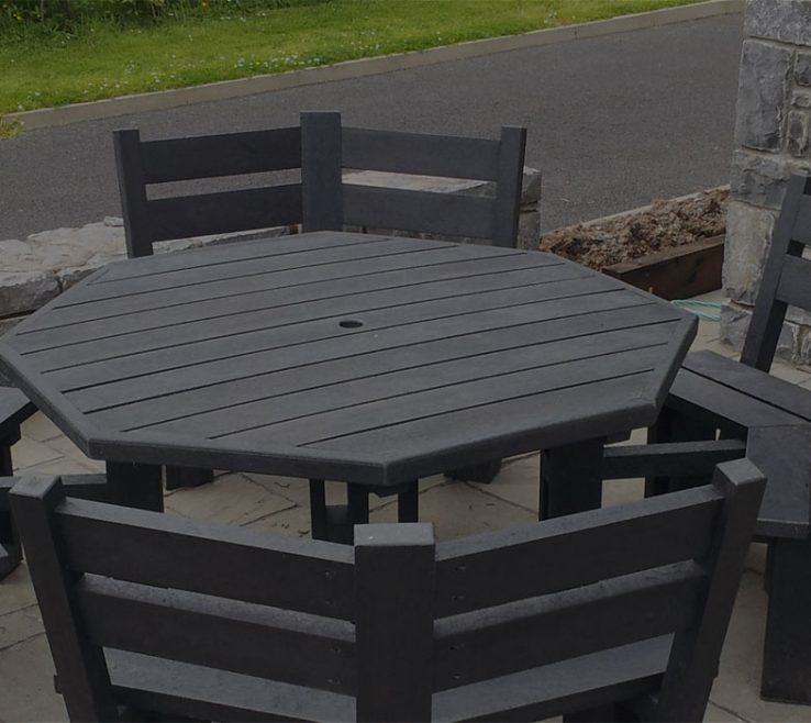 Entrancing Recycled Deck Furniture