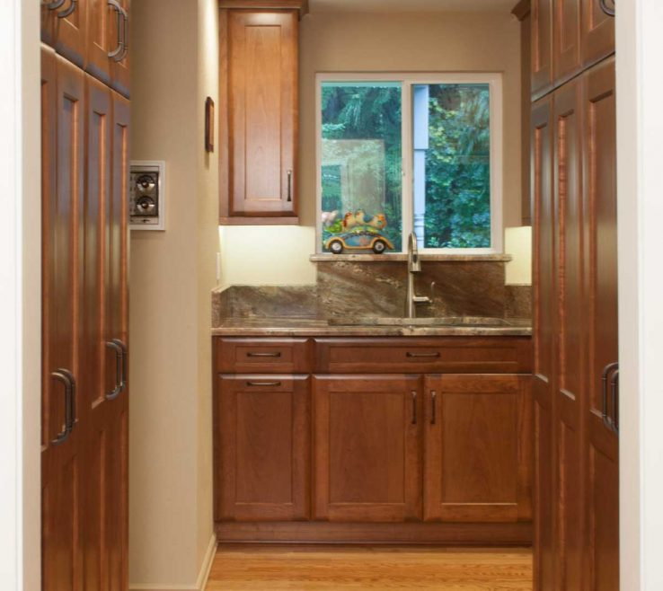 Exotic Wood Kitchen S