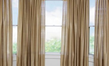 Exquisite Curtains For Bay Windows In Living Room Of Bow Window Curtain Rod Square Window Curtain