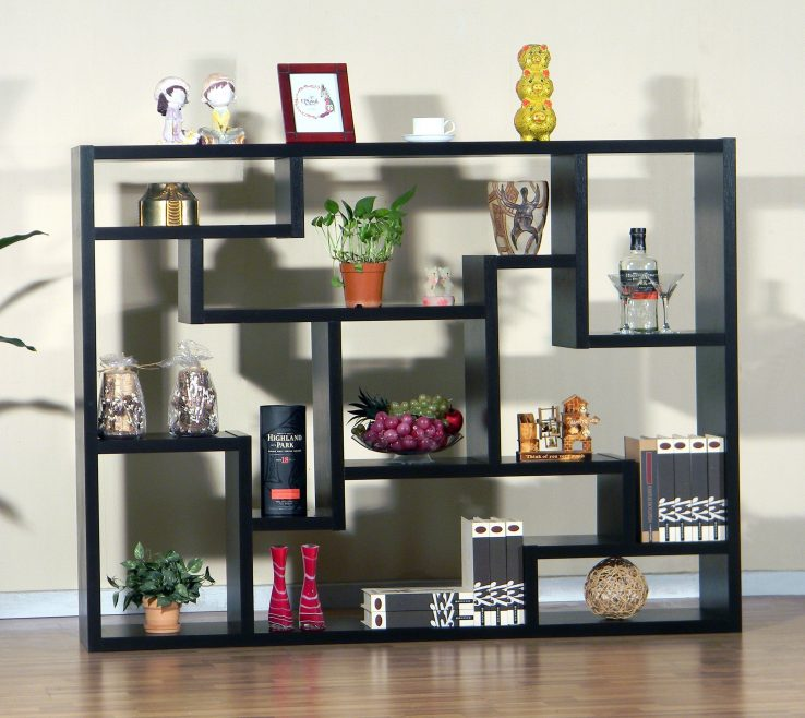 Exquisite Dividers For Shelves Of Enitial Lab Mandy Bookcase Room Divider
