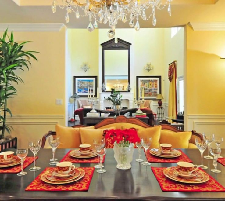 Exquisite Feng Shui Dining Room Of Creating The Ing