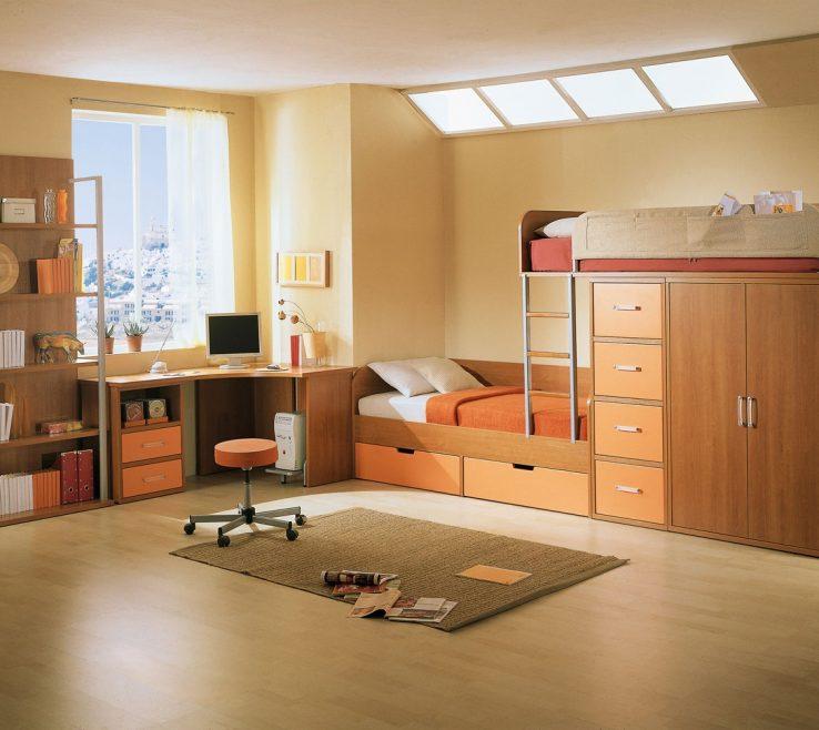 Exquisite Kid Study Room