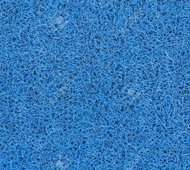Exquisite Plastic Door Mat Of Blue Carpet Background Blue Doormat Texture