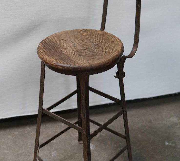Extraordinary Modern Iron Furniture Of S Mid Century Oak