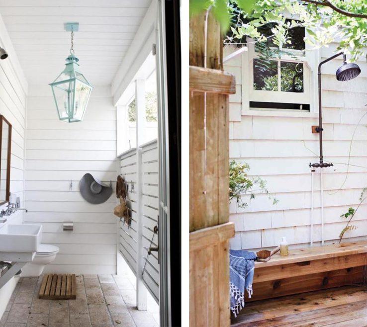 Extraordinary Outdoor Bathroom Designs