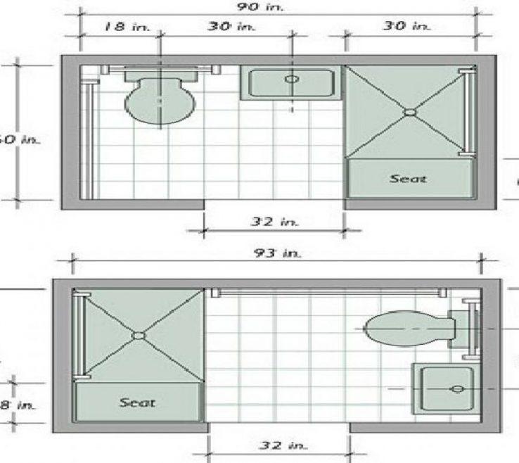 Extraordinary Small Bathroom Layout Ideas Of Fresh Ideas Design Plan Designs